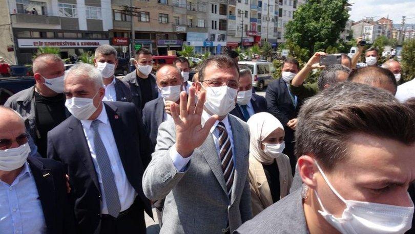 İBB Başkanı İmamoğlu, Kurban Bayramı'nı geçirmek üzere Trabzon'da