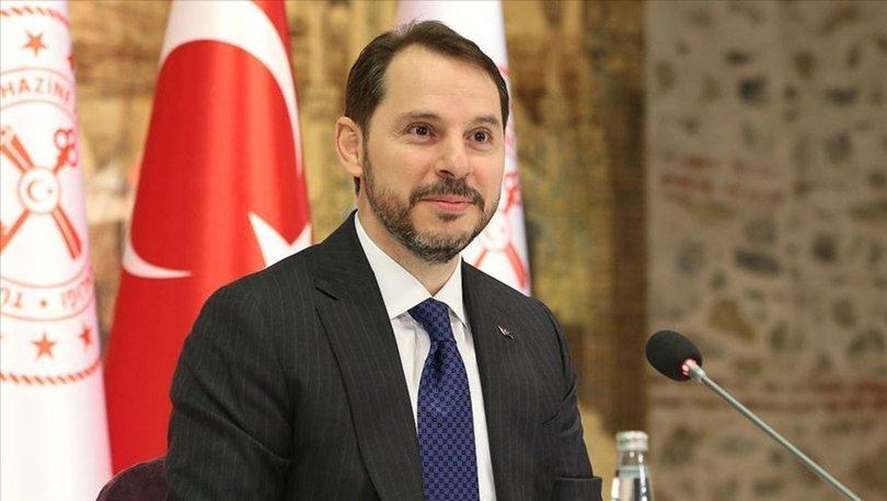 Son dakika... Hazine ve Maliye Bakanı Albayrak: İş yeri kira stopajını yüzde 20'den 10'a indirdik