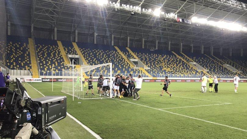 Adana Demirspor 1 (5)-(6) 1 Fatih Karagümrük! MAÇ SONUCU VE MAÇ ÖZETİ