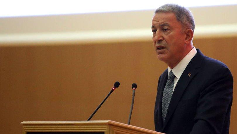 Hulusi Akar: Ankara'da Yunan komşularımızla toplantı yapmayı bekliyoruz - Haberler