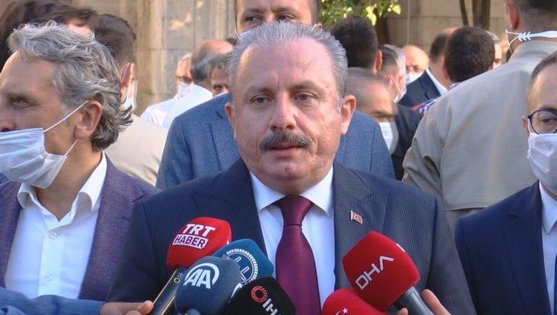 Mustafa Şentop'tan Doğu Akdeniz mesajı - Haberler