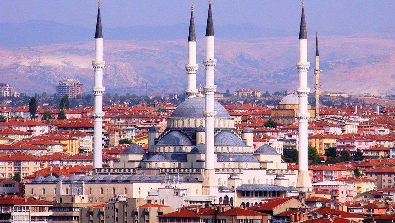 Ankara cuma saati kaçta? 31 Temmuz 2020 Ankara cuma namazı vakti! Diyanet namaz vakti