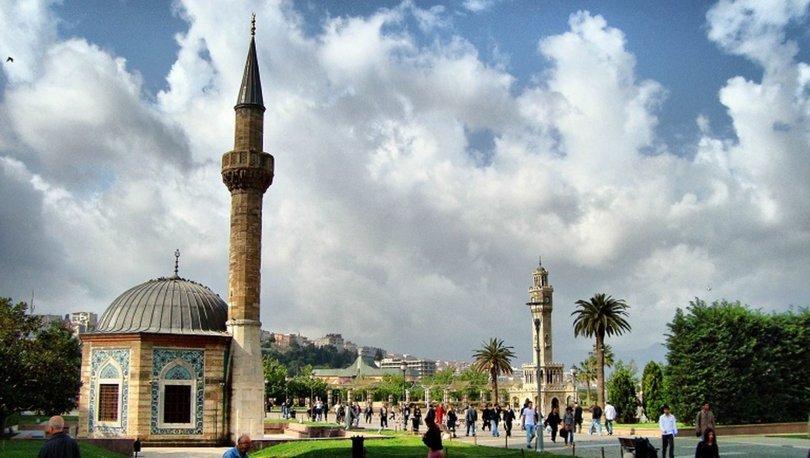 İzmir cuma saati kaçta? 31 Temmuz 2020 Diyanet İzmir cuma namazı saatleri