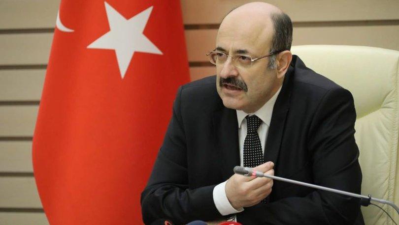 YÖK Başkanı Saraç: Tüm derslerin yüzde 90'ı uzaktan eğitimle verildi