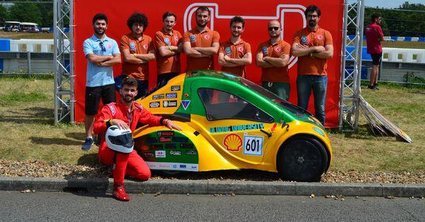 Shell Eco-marathon'a Türk damgası