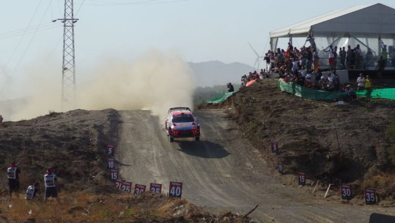 WRC Türkiye Rallisi