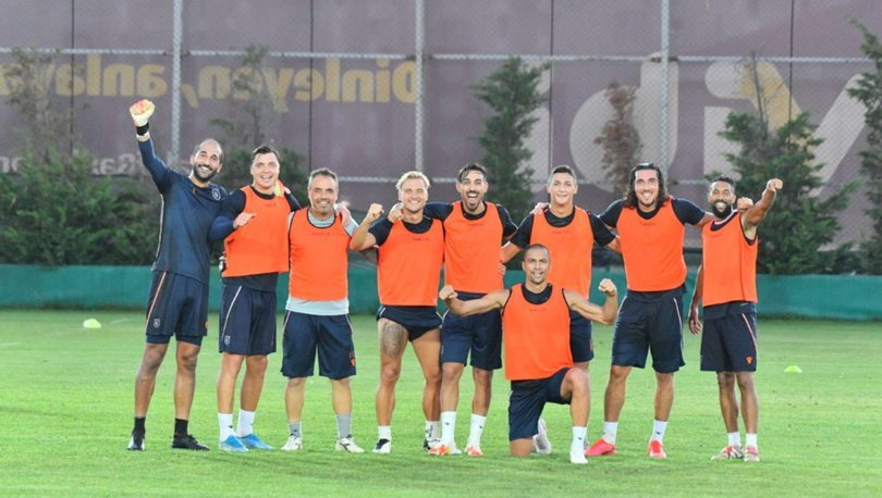 Medipol Başakşehir'de Kopenhag maçı hazırlıkları
