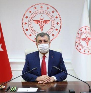 Son dakika... Sağlık Bakanı Fahrettin Koca, yeni koronavirüs tablosunu paylaştı. Bugün 17 hasta hayatını kaybetti, yeni 982 vaka tespit edildi