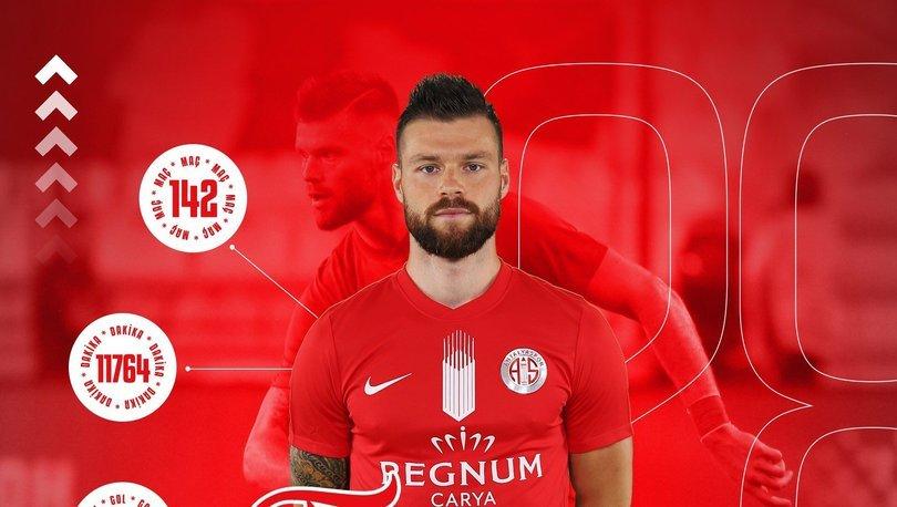 Antalyaspor'dan Celustka için