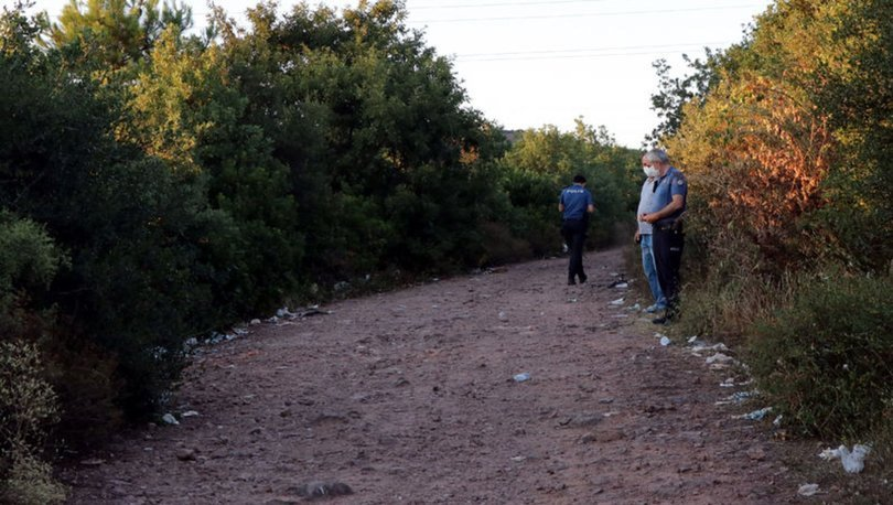 kocaeli ormanlık alanda cinayet