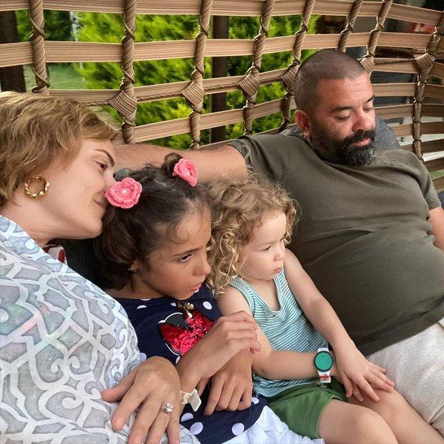 Ceyda Düvenci'den Bülent Şakrak'a: Seninle nefes aldığım her saniyeye şükür - Magazin haberleri