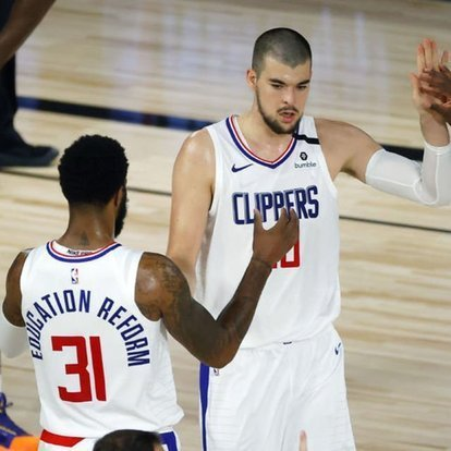 Los Angeles Clippers üçlük rekoruyla kazandı