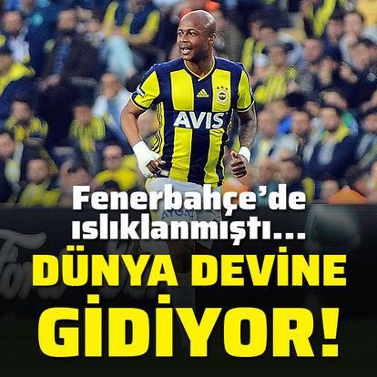 Fenerbahçe'de ıslıklandı, PSG'ye gidiyor