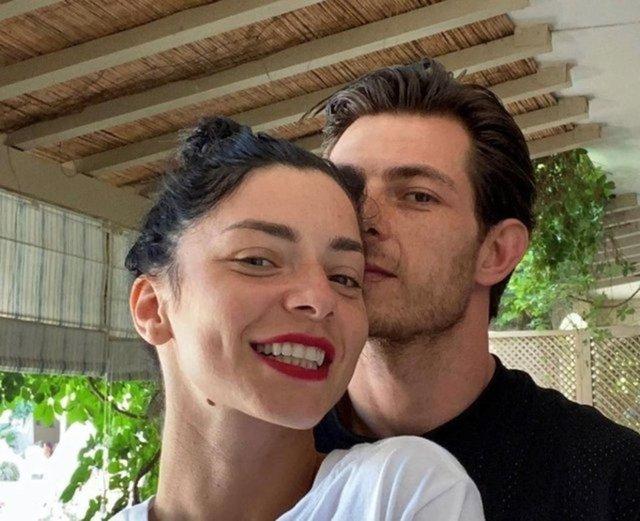 Merve Boluğur'dan yeni aşk pozu - Magazin haberleri