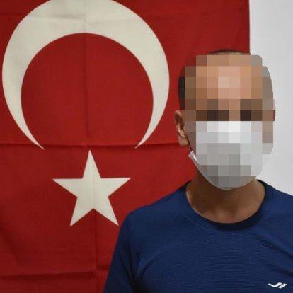 Bir terörist teslim oldu