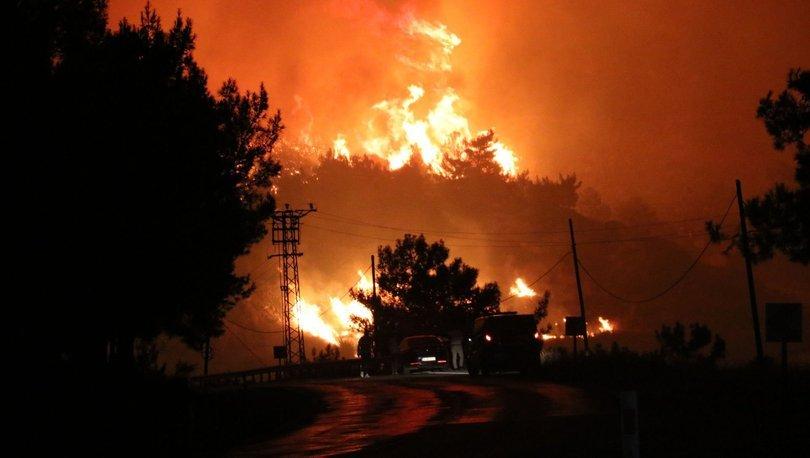 Son dakika... MANGAL ATEŞİ ÇIKTI! İzmir'deki orman yangınında flaş detay!