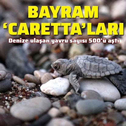 Bayram 'caretta'ları!