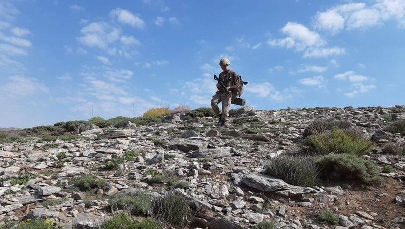 Siirt'te terör örgütü PKK'ya yönelik operasyon - Haberler