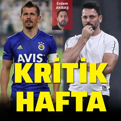 Fenerbahçe'de kritik hafta!