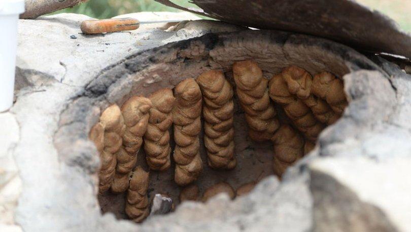 Mezopotamya'nın en eski buğday tohumundan ekmek