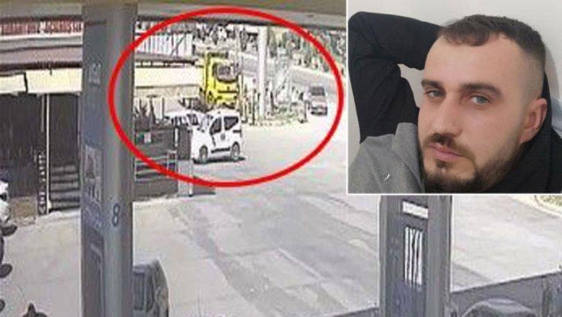 Kullandığı kamyonun altında öldü