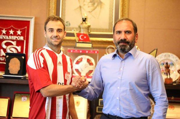 Jorge Felix, Sivasspor'a imzayı attı