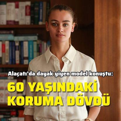 Ukraynalı model Daria Kyryliuk darp iddiasıyla ilgili konuştu