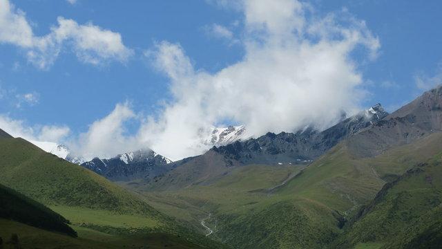 Kırgızistan'ın cazibe merkezi