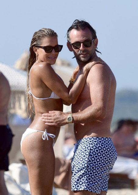 Sylvie Meis ile Niclas Castello'nun tatili devam ediyor - Magazin haberleri