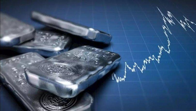 Emtia piyasası gümüş
