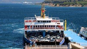 Salgına rağmen feribotla taşınan tatilci sayısı arttı!
