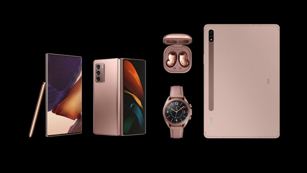 Samsung'dan 5 yeni cihaz