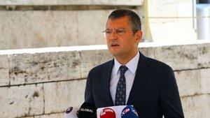 CHP'li Özel'den koronaya karşı yeni tedbir çağrısı