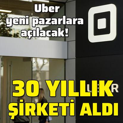 Uber'den yeni satın alma