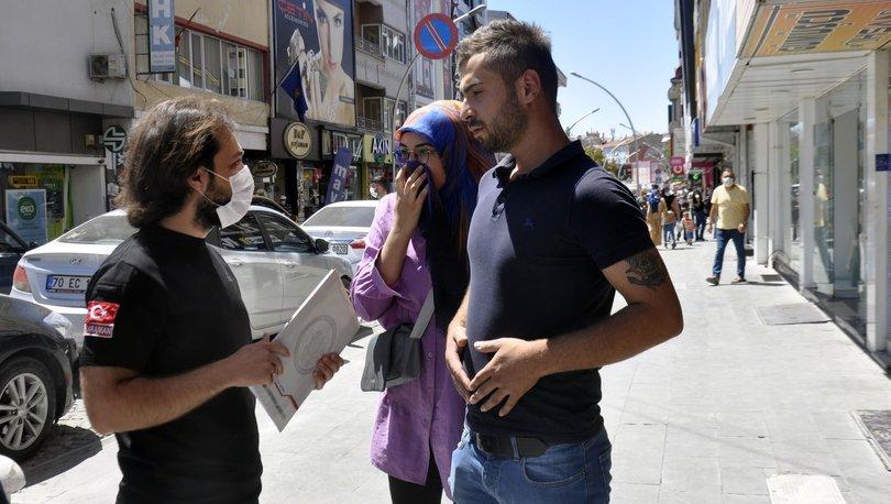Son dakika haberi! Karaman'da 84 caddede sigara içmek, dondurma ve çekirdek yemek yasaklandı