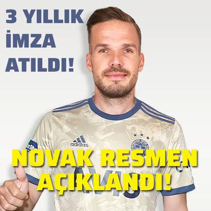 Filip Novak, Fenerbahçe'de