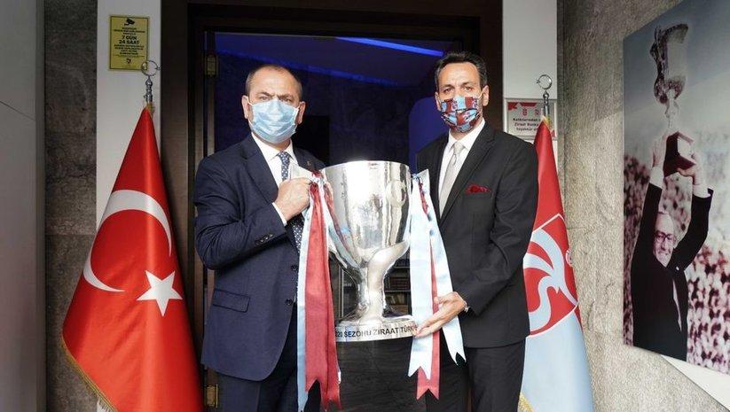 Türkiye Kupası, Trabzonspor'un müzesinde