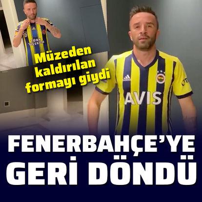 Gökhan Gönül, Fenerbahçe'de!