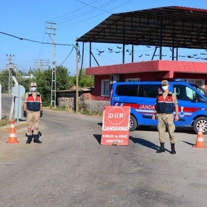 Son dakika! Koronavirüse karşı 83 yerleşim yerinde karantina kararı - Haberler