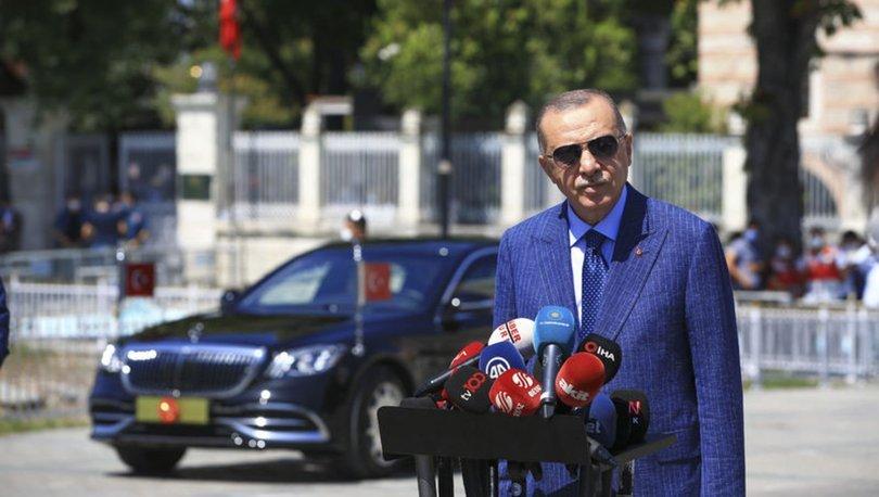 Son dakika haber! Cumhurbaşkanı Erdoğan'dan İnce ve Akşener yorumu - Haberler