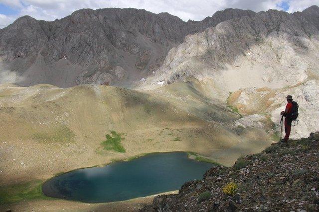 Mercan Dağları'nın saklı güzelliği: Katır Gölleri