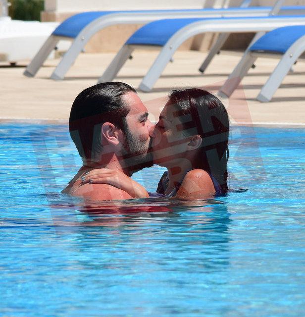İsmail Ege Şaşmaz sevgilisiyle tatilde - Magazin haberleri