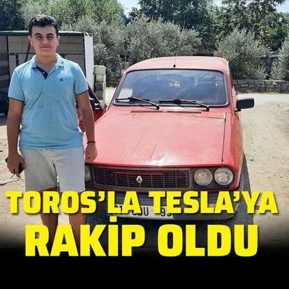 Renault Toros'la Tesla'ya rakip oldu