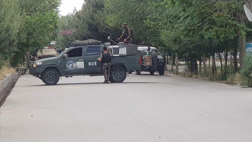 Kabil Valisi Haydari'ye silahlı saldırı