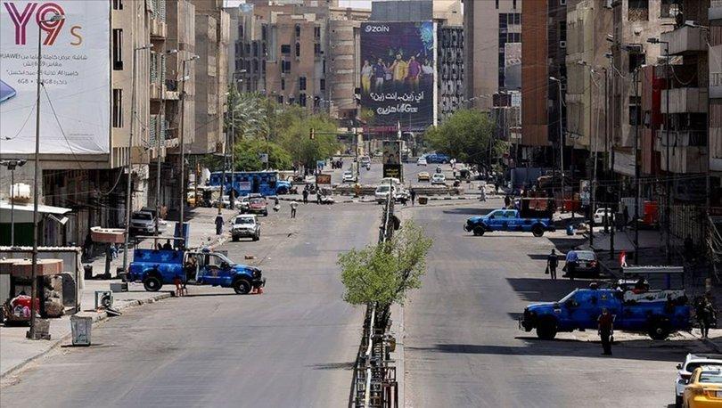 Irak'ta kısmi sokağa çıkma yasağı 15 Ağustos'a kadar uzatıldı