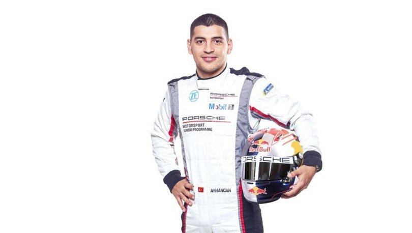 Ayhancan Güven, Porsche Super Kupa'nın İngiltere ayağında birinci oldu