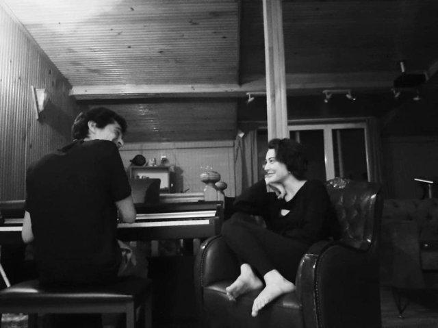 Merve Çağıran ile aşkını ilan eden İsmail Hacıoğlu'nun eski eşinden olay sözler - Magazin haberleri