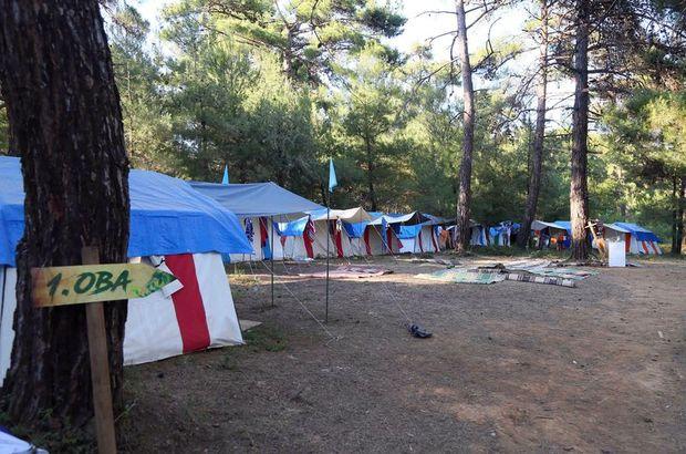 Keşan'da tabiat parkı ve çadır yasak