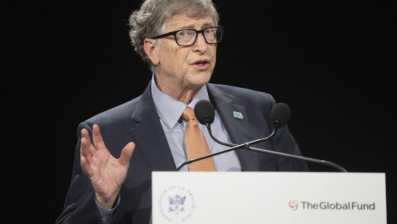 Bill Gates, salgının tüm dünyada 2022 sonunda bitebileceğini düşünüyor!