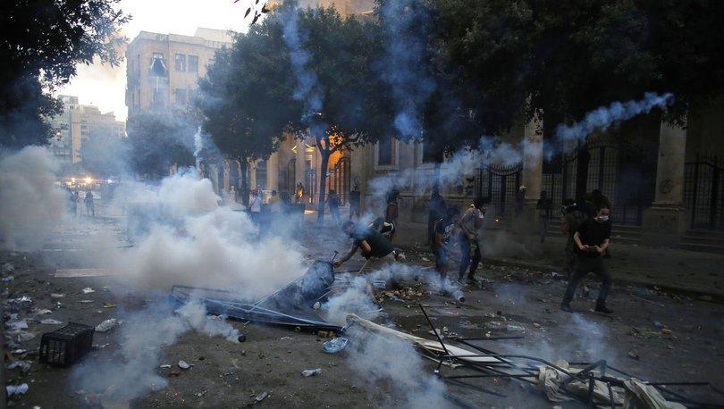 Son dakika haberleri! Lübnan hükümeti istifa etti!
